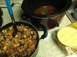 Vegan and GF Enchilada Lasagna