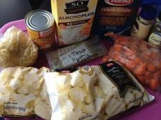 Macaroni Surprise Ingredients
