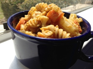 Vegan Macaroni Surprise