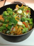Simple Vegan and Gluten Free Stir Fry