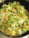 Simple Vegan and Gluten Free Stir Fry