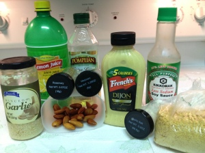 Vegan Ceasar Dressing