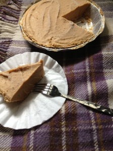 Summer Pumpkin Pie