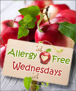 Allergy Free Wednesday
