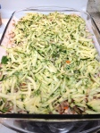Shredded Vegetable Lasagna