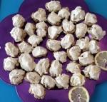 Vegan Lemon Cookies with Lemon Cashew Frosting
