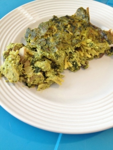 Vegan and Gluten Free Tofu Frittata