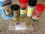 Homemade Tuscan Seasoning