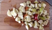 Vegan Apple Pie Biscotti