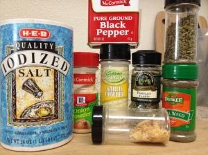 Homemade Ranch Seasoning and Ranch Potatoes