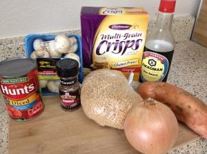 Vegan Mini Meatloaf