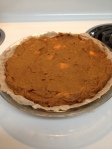 Candied Sweet Potato Pie with Homemade Bob's Red Mill GF Pie Crust