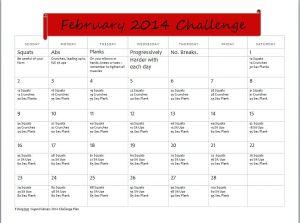 Fitting Into Vegan Feb14 Challenge