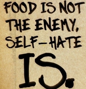 Food is not Enemy