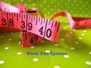 Week 2 Update
