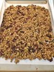 Cherry Pistachio Granola Chunks