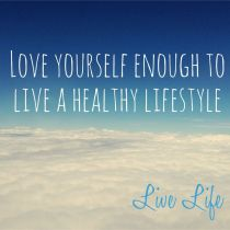 Love Yourself Enough