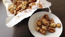 Soy & Balsamic Cauliflower Potato Marinade, Vegan and Gluten-Free