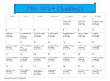 May 14 Challenge