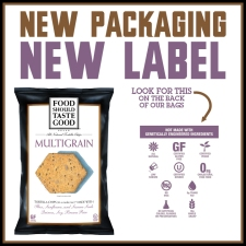 New Packaging Label
