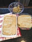 Vegan and Gluten-Free Cauliflower Alfredo Enchiladas