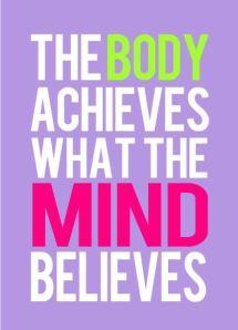 Body, Mind