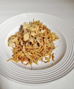 Vegan and Gluten-Free Chow Mein