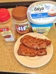 Classic Vegan and Gluten-Free Banana Bread Sandwich