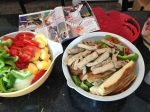 Vegan and Gluten-Free BBQ Fajitas