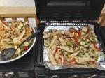 Vegan and Gluten-Free BBQ Fajitas