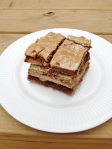 Vegan and Gluten-Free Fruit Cookie Sandwich