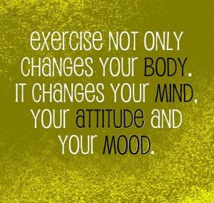 Exercise Changes You