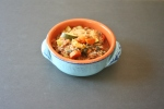 Vegan and Gluten-Free Lasagna Soup