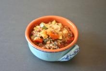Vegan and Gluten-Free Lasagna Soup