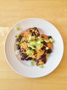 Vegan and Gluten-Free Sweet Potato Nachos