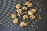 Vegan and GF Almond Blueberry Cookies