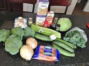 Vegan & Gluten-Free Zero Calorie Soup