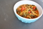 Vegan and Gluten-Free Spicy Tomato Kale Soup