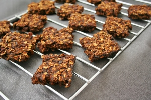 Vegan and Gluten-Free Oatmeal Cookie Baked Oatmeal