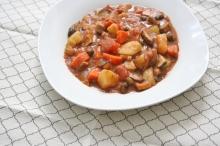 Vegan and Gluten-Free Portuguese Potato Chowder