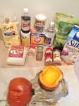 Vegan and Gluten-Free Pumpkin Raisin Blondies