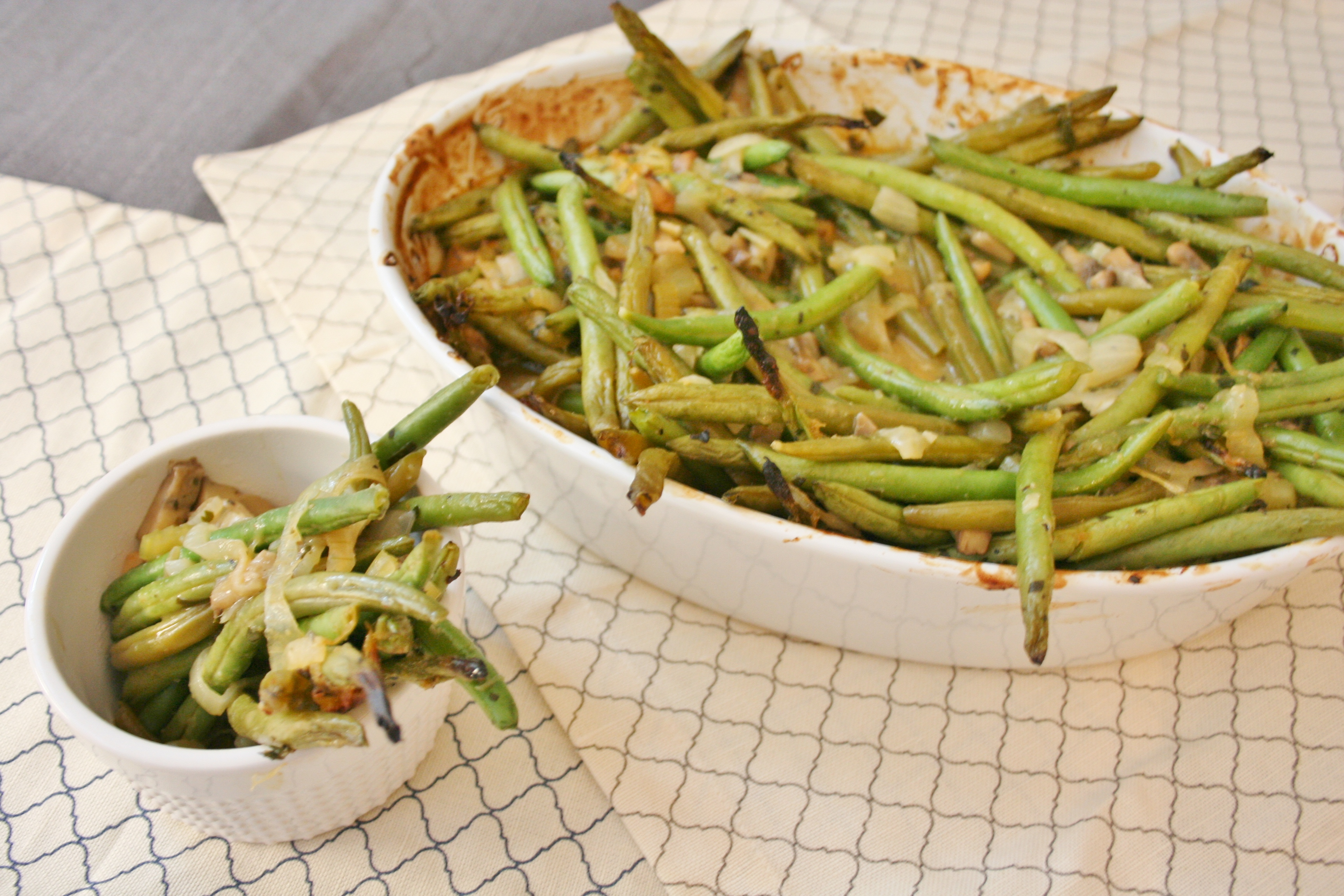 green bean vegan green bean casserole vegan green bean casserole green ...
