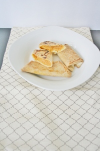Vegan and Gluten-Free Pumpkin Blintz