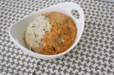 Vegan and Gluten-Free Two-Tone Mashed Potatoes