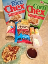 Vegan and Gluten-Free Chex Mix