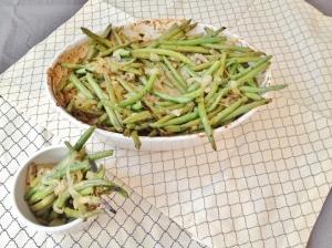 Vegan and Gluten-Free Green Bean Casserole