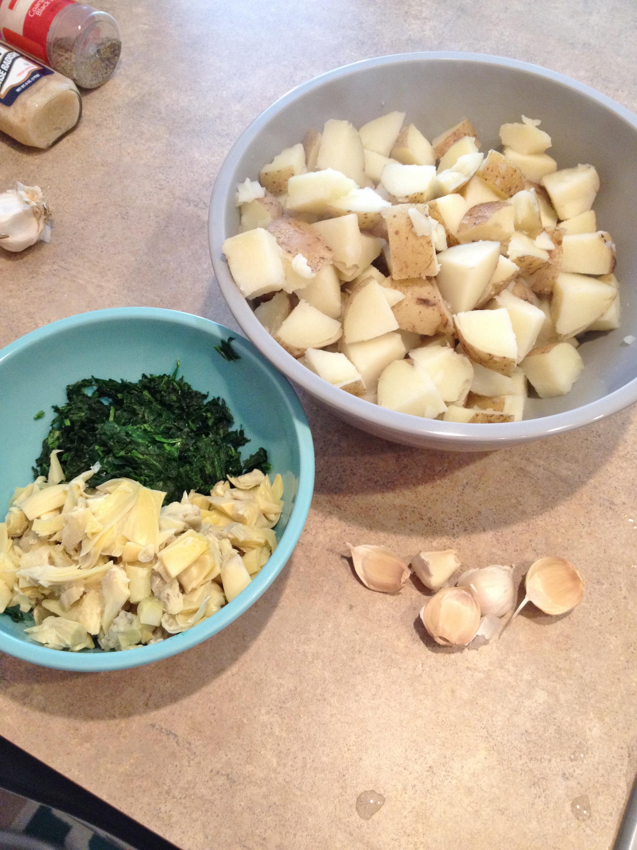 how to make mash potato vegan