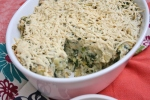 Vegan and Gluten-Free Spinach Artichoke Mashed Potatoes