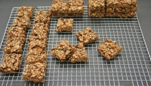 Vegan and Gluten-Free Zucchini Bread Baked Oatmeal