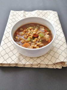 Vegan and Gluten-Free Cuban Lentil Soup